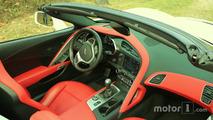 Corvette Stingray intérieur