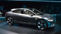 Jaguar I-Pace Concept: LA 2016