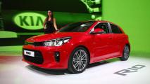 Salão do Automóvel: Kia garante que novo Rio chega ao Brasil em 2017