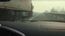 Audi R8 V10 kaza