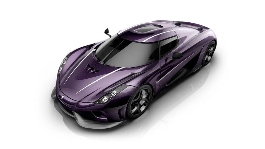 Koenigsegg tasarladığı Regera'yı Prince'e ithaf etti