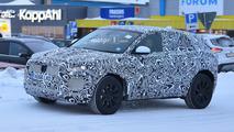 Jaguar E-Pace Spy Photos