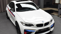 BMW M2 with M Performance kit
