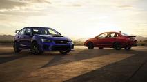 2018 Subaru WRX ve WRX STI