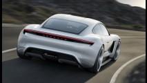 Frankfurt: Porsche Mission E Concept antecipa rival elétrico alemão para a Tesla