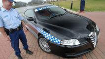 Alfa Romeo GT Join Police (AU)