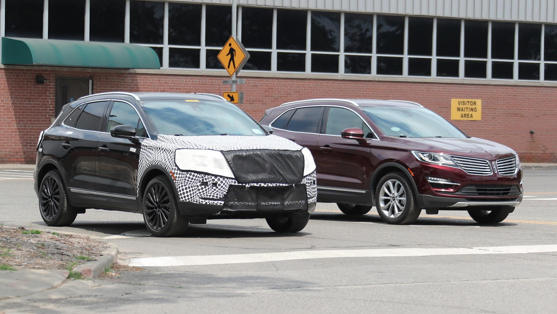 motion test lincoln reviews truck three in quarter front prevnext mkc first