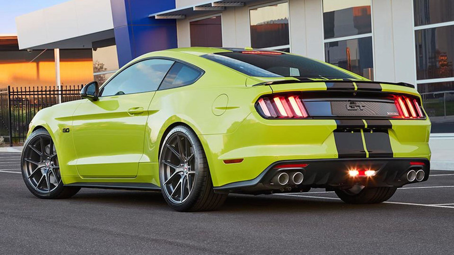 Tuned Mustang GT Ticks All The Right Boxes, And It Could Be Yours