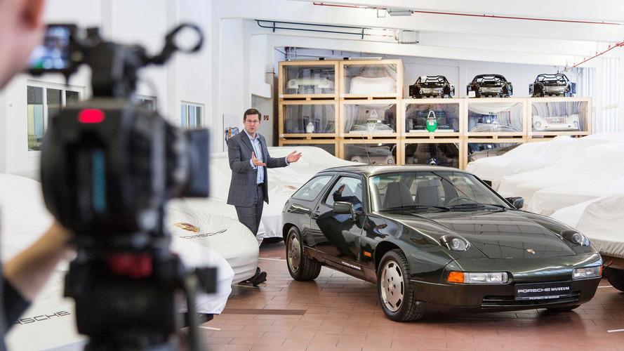 La Porsche 928 a inspiré la Panamera Gran Turismo, la preuve !
