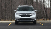 2017 Honda CR-V Review
