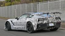 2018 Chevy Corvette ZR1 casus fotoğrafları