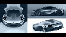 2020 Lotus Elise render