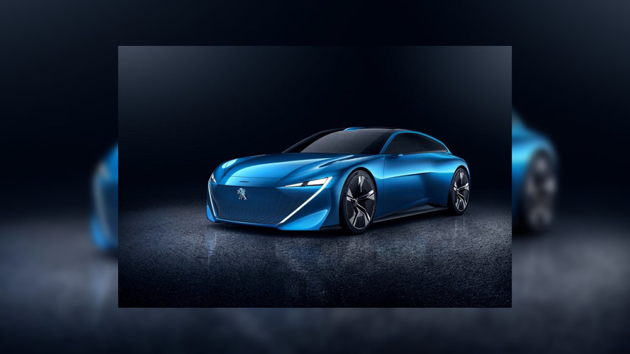 Peugeot hasn't lost its Instinct of creating attractive concepts