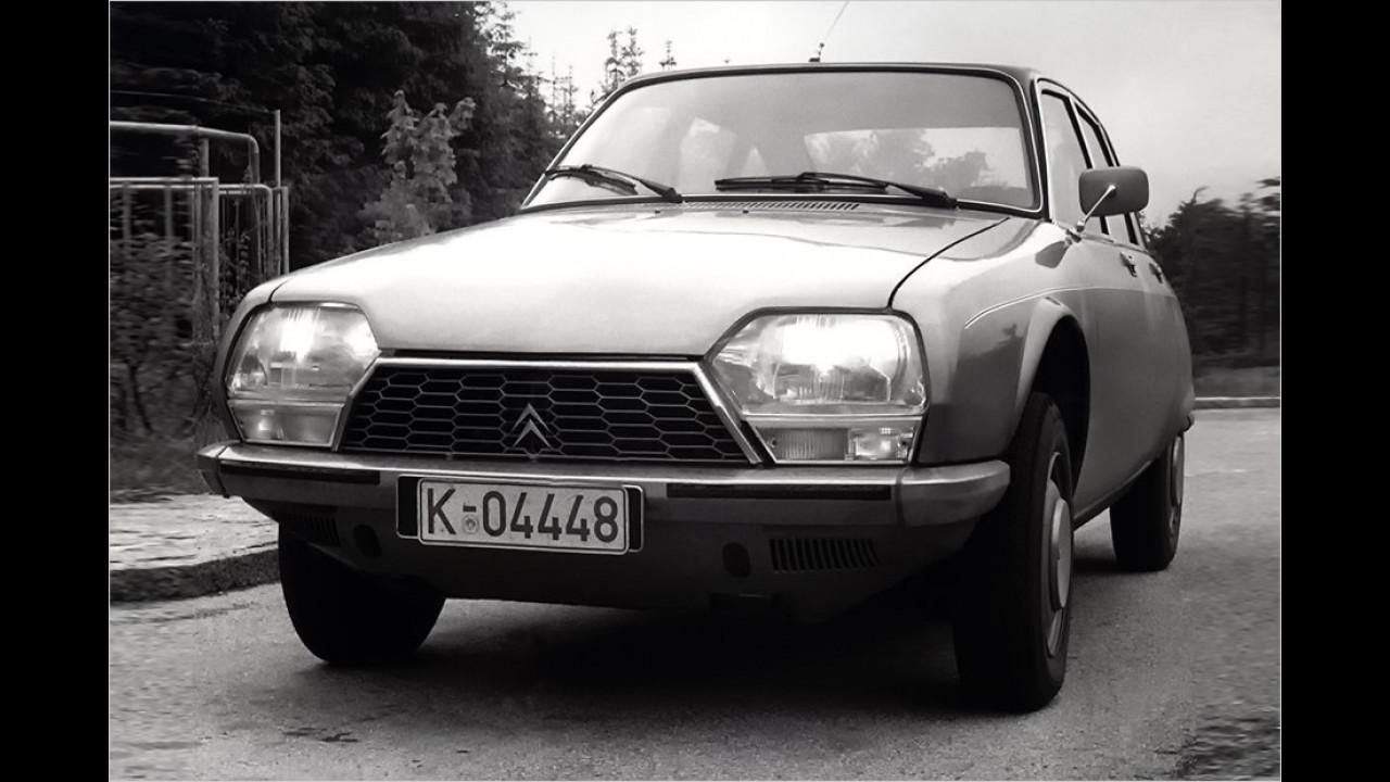 Citroën GS Birotor (1973-1975)
