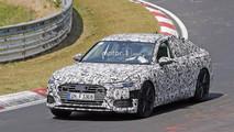 2019 Audi S6 spy photo