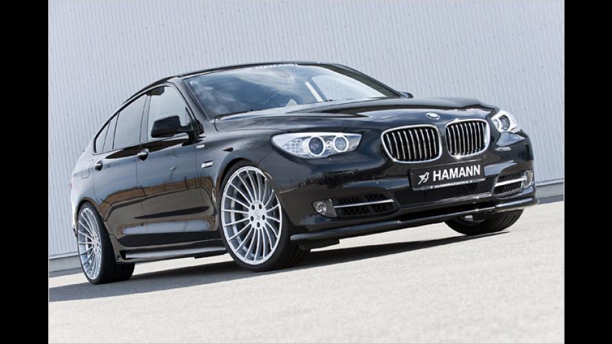 Sportlich-elegant: Hamann tunt den BMW 5er GT