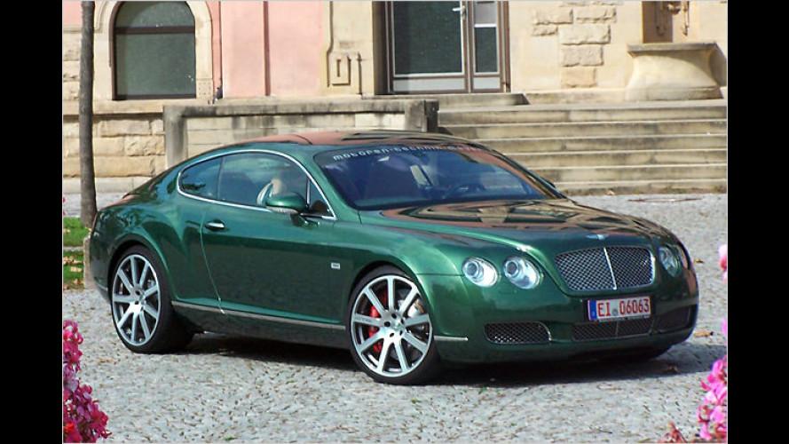 MTM Bentley GT: Birkin Edition macht Briten stark