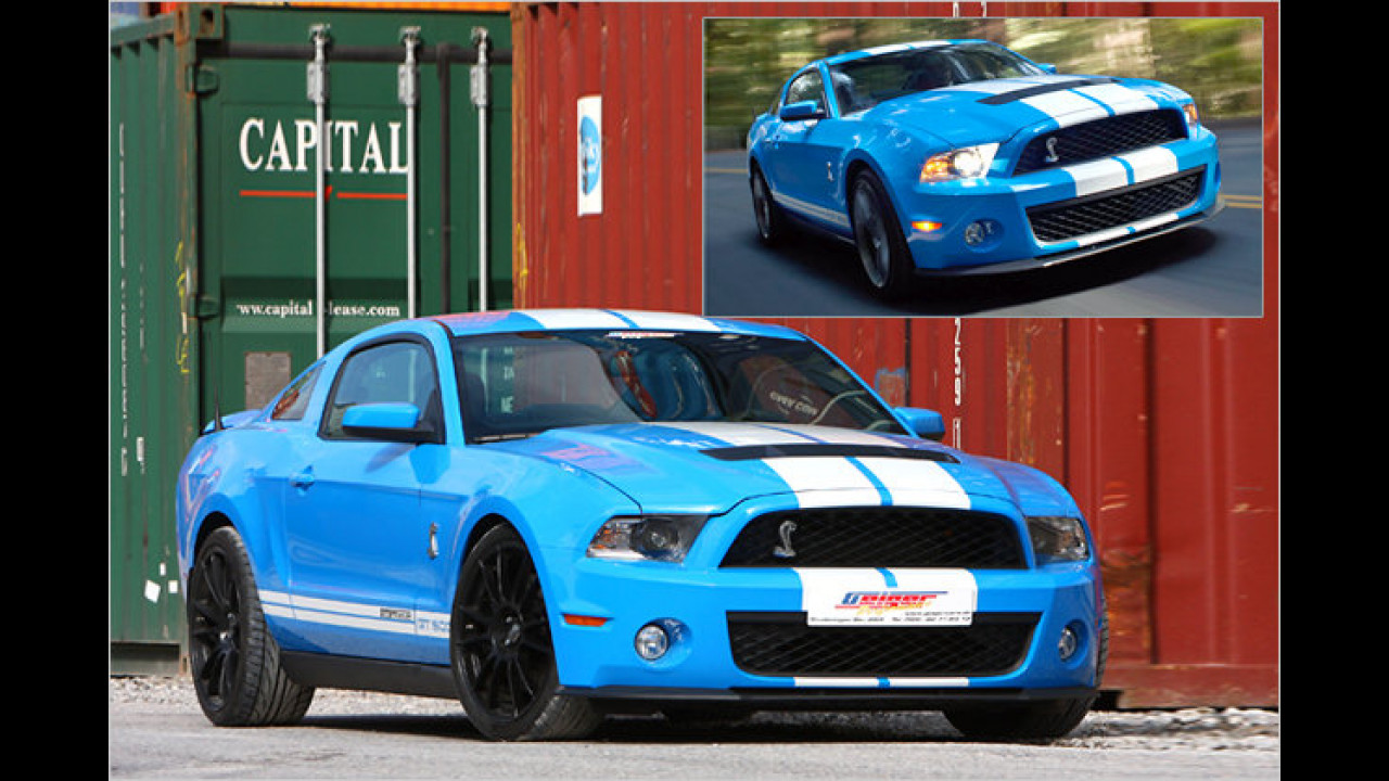 Geiger Ford Mustang Shelby GT500