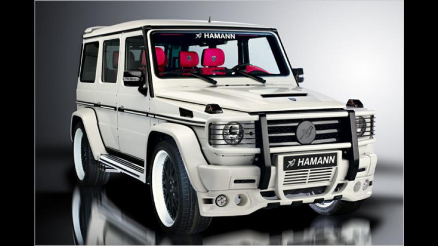 Hamann G 55: Tuning für einen Klassiker