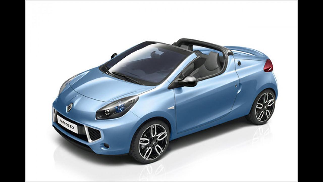 Renault öffnet den Twingo