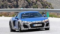 2019 Audi R8 Casus Fotoğraflar