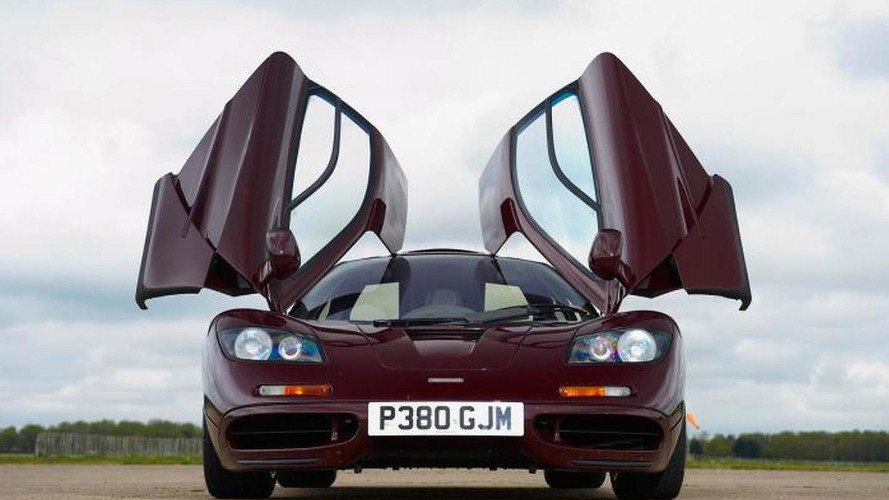 Rowan Atkinson selling his McLaren F1 for £8 million