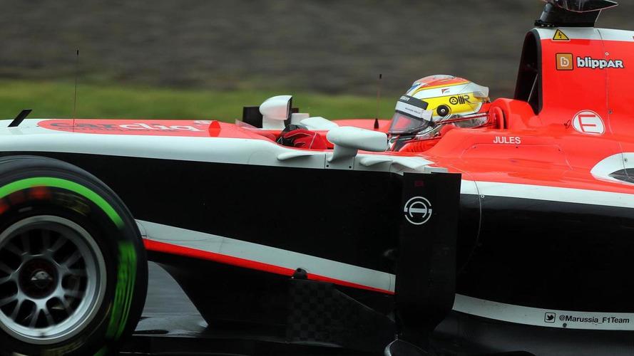 Bianchi 'unconscious' as crash stops race