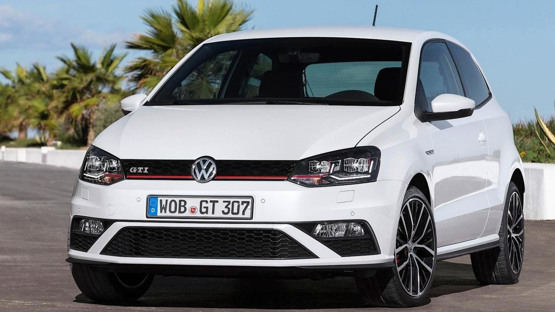Обновленный Volkswagen Polo GTI 2014