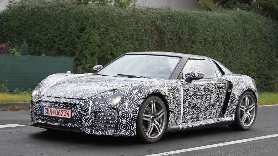 Roding Roadster spied with new details
