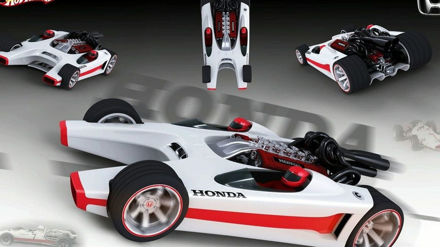New Hot Wheels Car Designed by Honda