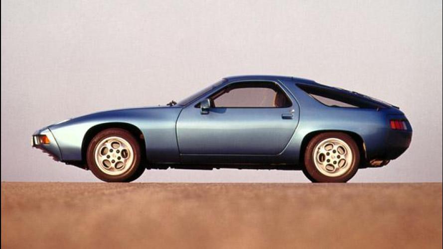 Porsche 928, mito incompreso
