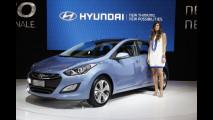 Nuova Hyundai i30 al Motor Show di Bologna 2011