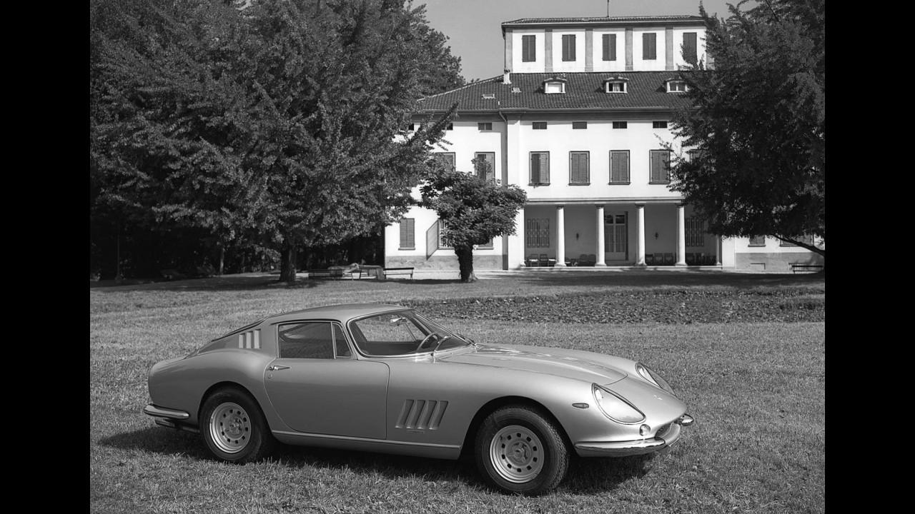 Ferrari 275 GTB4 di Steve McQueen