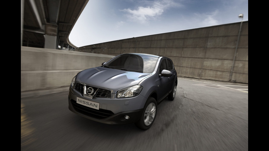 Nissan Qashqai restyling: a Sunderland si lavorerà anche di notte