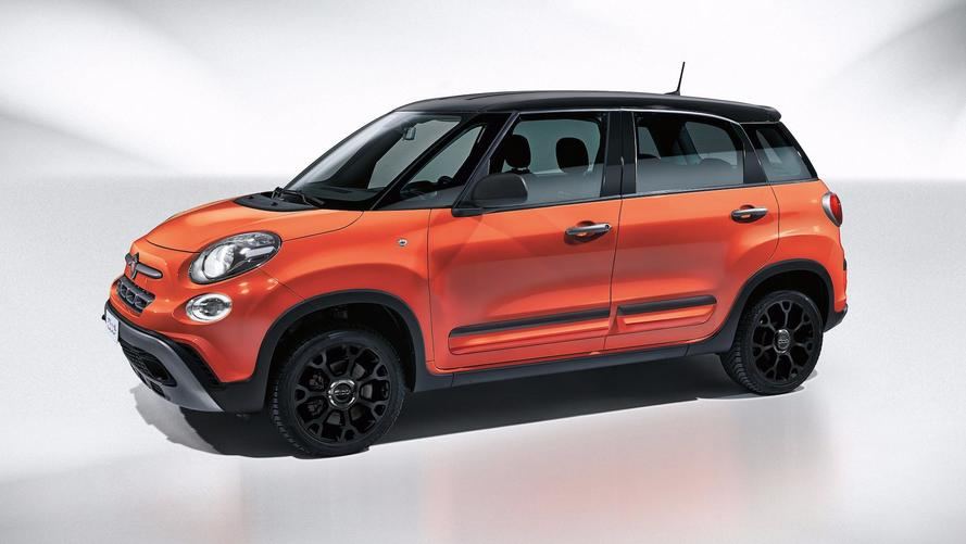Cross The City In New Fiat 500L City Cross Special Edition