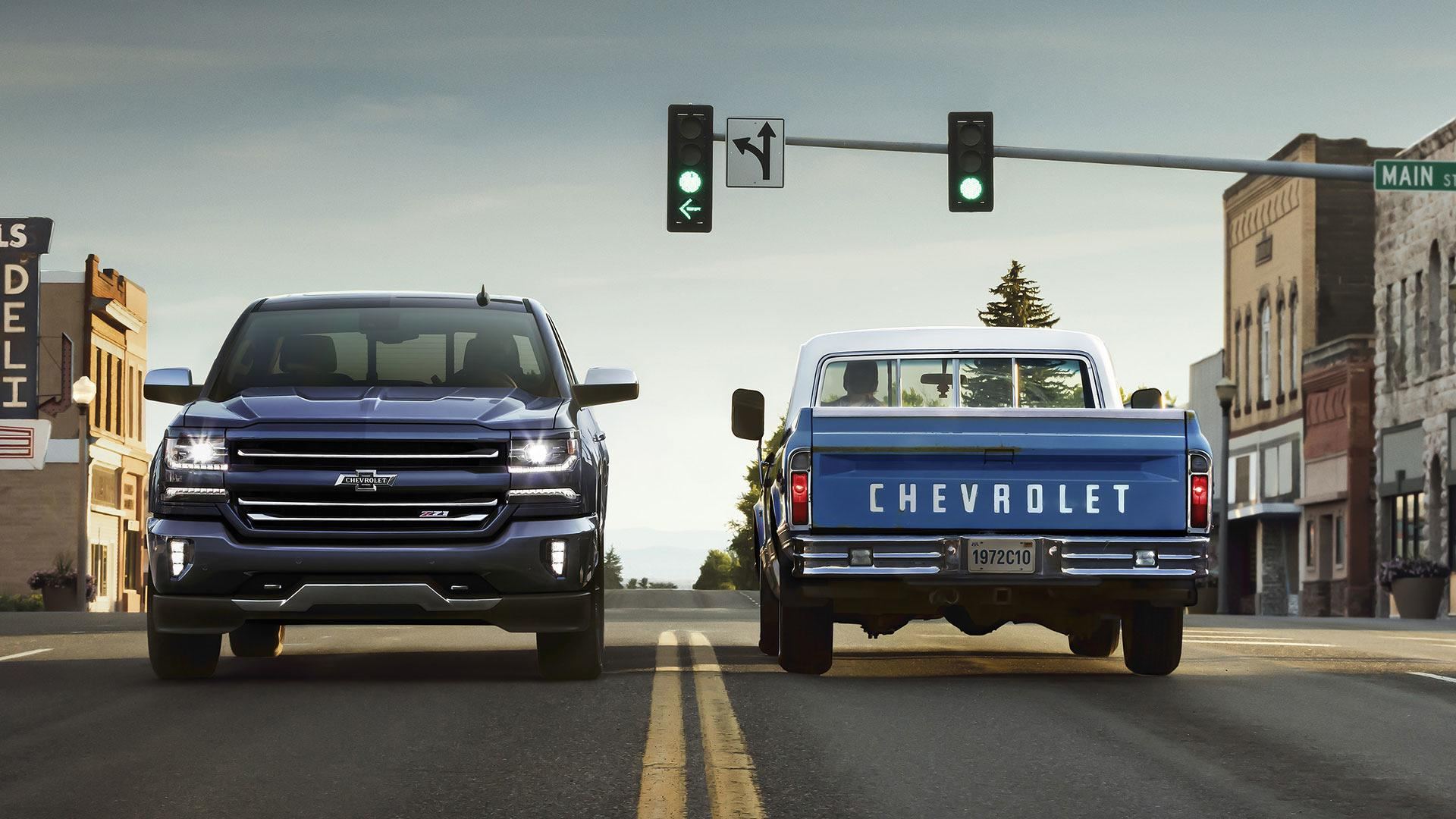 Chevy Colorado Centennial Edition >> VWVortex.com - 2018 Chevrolet Colorado & Silverado Centennial Editions celebrate 100 years of ...