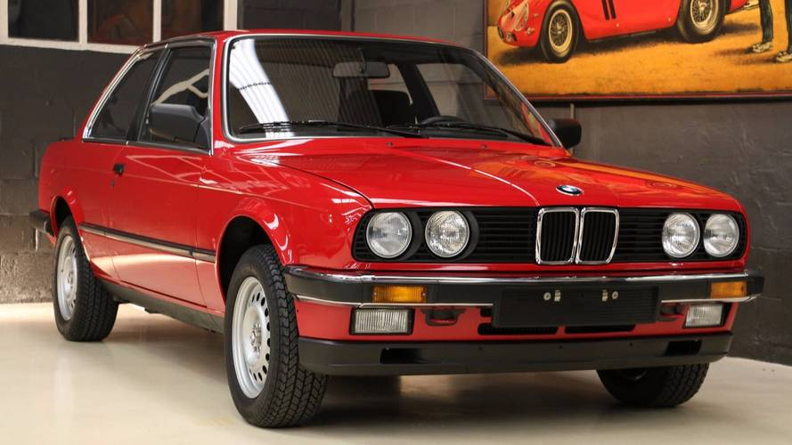 Une BMW 323i neuve pour 70'000 euros, une affaire ?