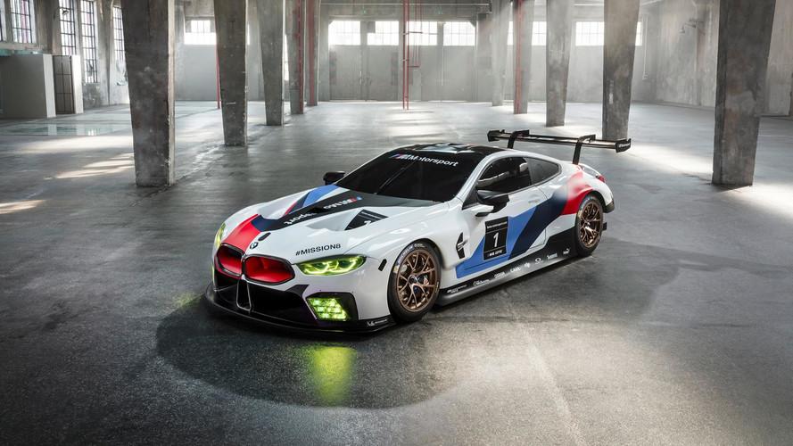 BMW M8 GTE - Un avant-goût de la Série 8 !