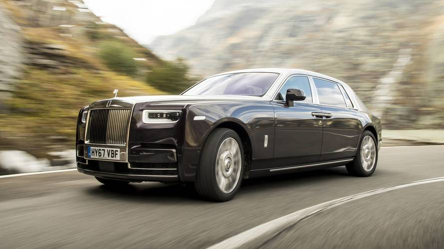 2018 rolls royce phantom ewb first drive best gets better. Black Bedroom Furniture Sets. Home Design Ideas