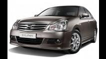 Nissan Sylphy 2012 é lançado na Malásia