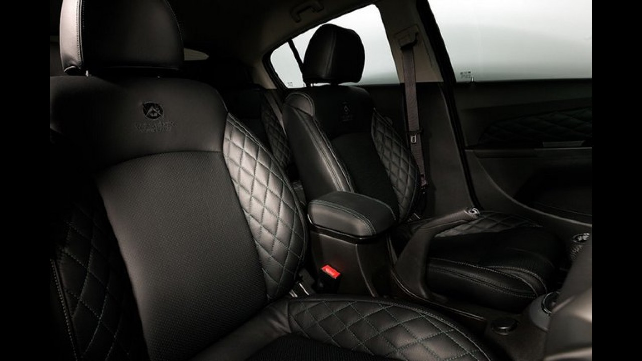 Holden Cruze by Walkinshaw - Desempenho esportivo com 244 cv de potência