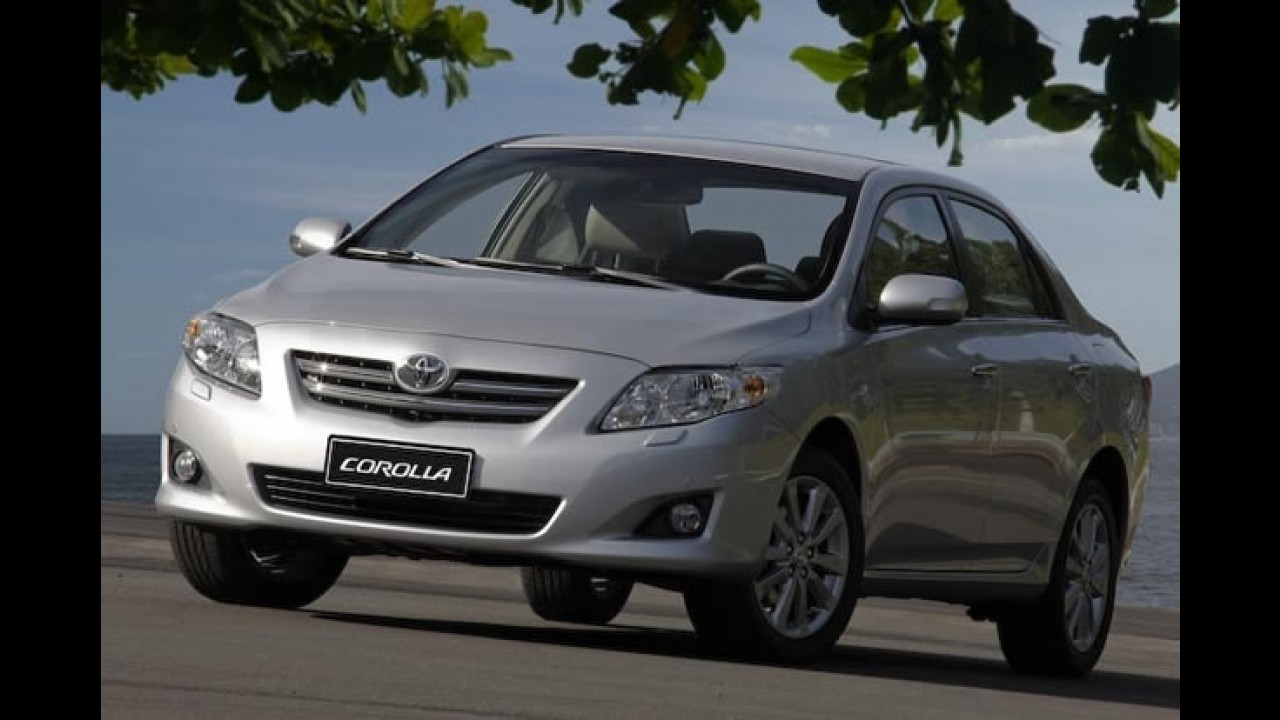 Toyota Corolla XEi 2.0 Flex terá preço inicial de R$ 75.900 e top de linha Altis 2.0 de R$ 87.900