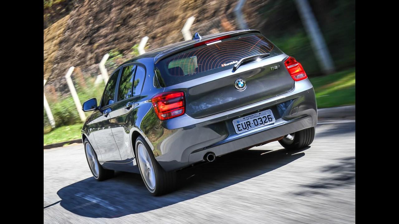 """BMW Série 1 perderá visual """"Angry Birds"""" em janeiro no Salão de Detroit"""