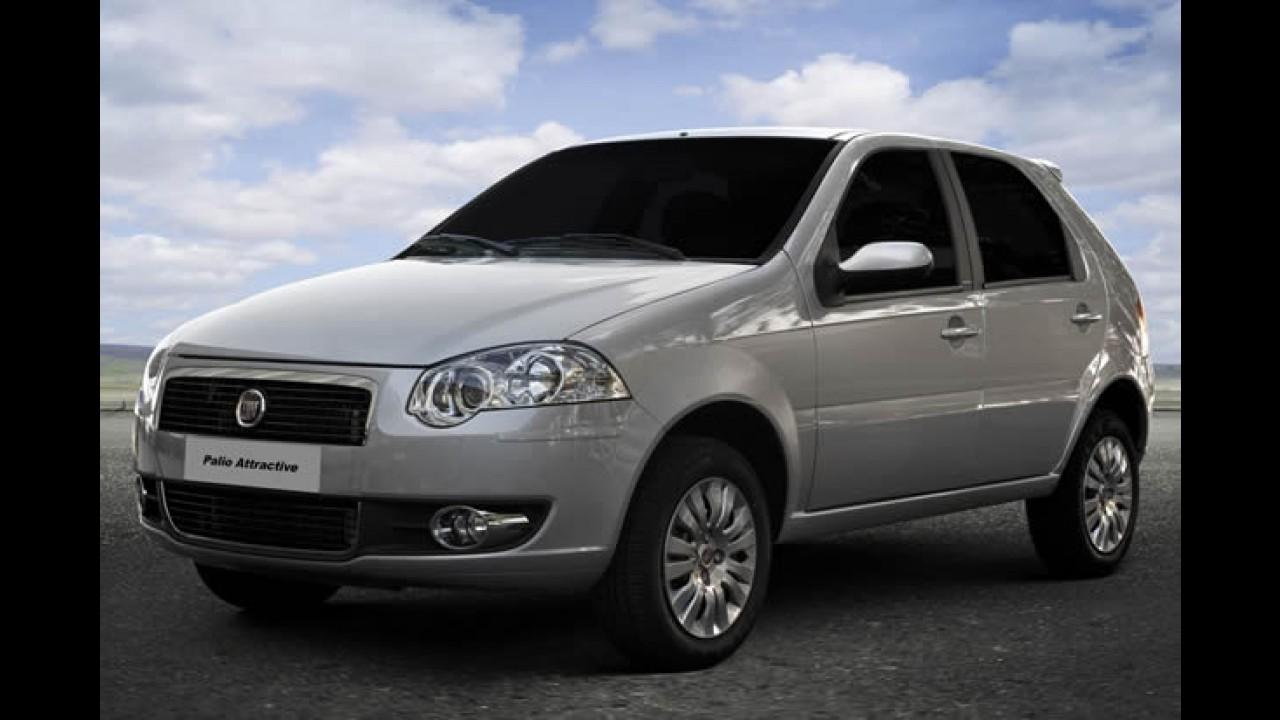 Veja a lista dos 10 carros mais roubados do Brasil em 2011
