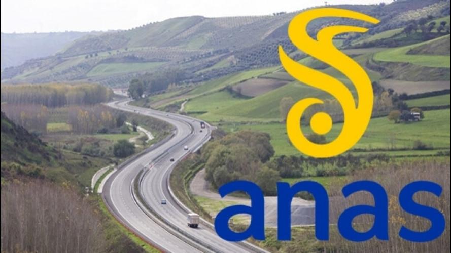 Anas, nuovo logo per una nuova immagine