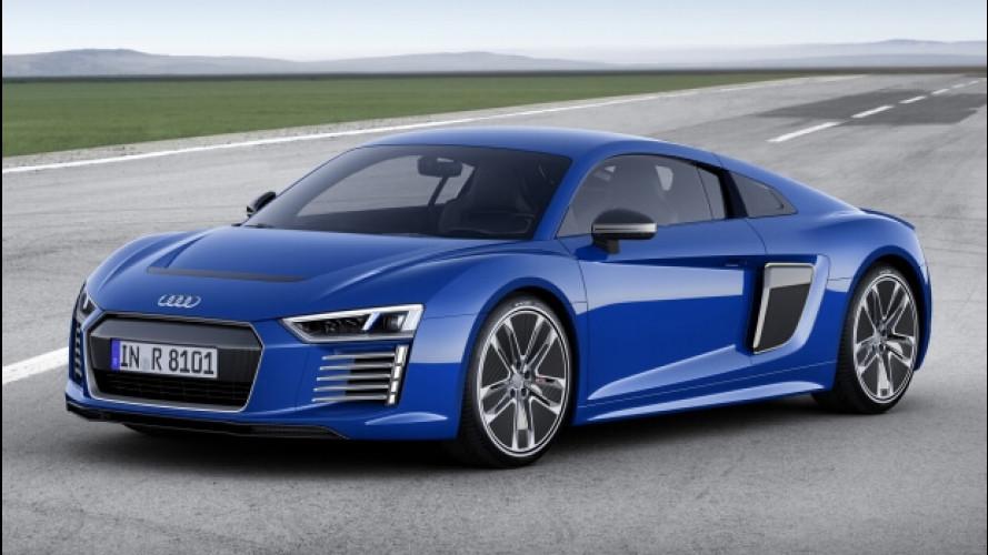 Audi, la supercar del futuro sarà anche elettrica?