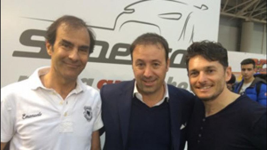 Supercar show torna a Roma