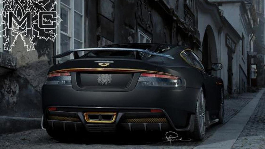 DMC DB-X concept announced - based on the Aston Martin DBS