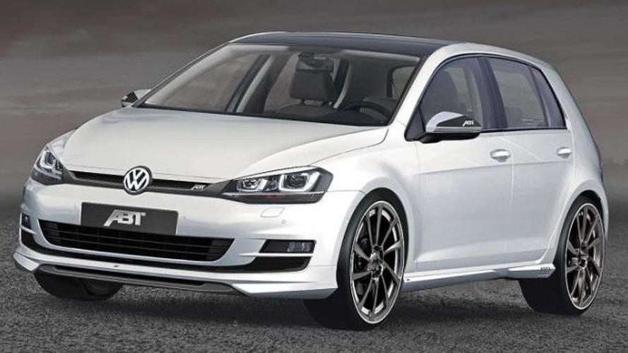 Volkswagen Golf VII gets the Abt treatment