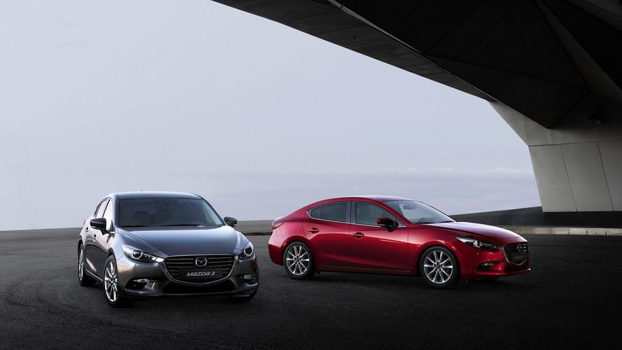 Une remise au goût du jour pour la Mazda 3
